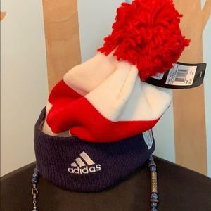 NWT USA World Cup knit hat